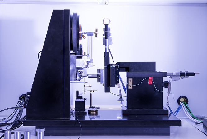 MicroMaterials Nanoindenter for mechanical characterization